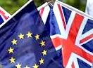 drapeaux UE & RU